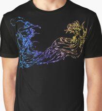 °FINAL FANTASY° Final Fantasy X Neon Logo Graphic T-Shirt
