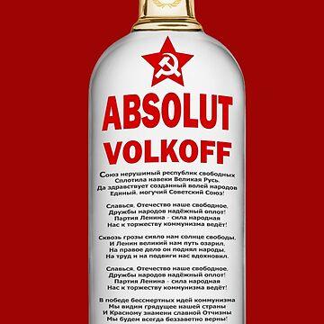 ABSOLUT VOLKOFF by davewheeler