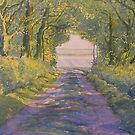 Hockney's Tunnel from t'Other Side by Glenn Marshall