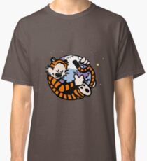 The Calvin and Hobbes Firefox Classic T-Shirt