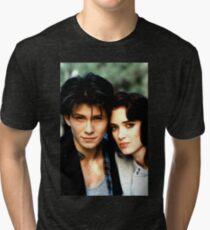 JD & Veronica Tri-blend T-Shirt