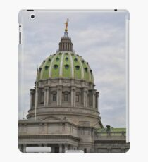 Pennsylvania State Capital #1 iPad Case/Skin