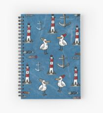 Nordsee Spiral Notebook