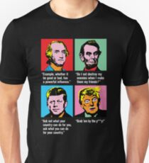 Trump - 15 Minutes of Action Unisex T-Shirt