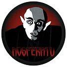Nosferatu by whaaat