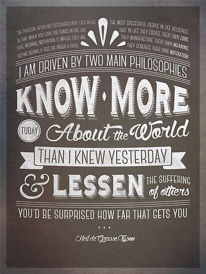 Philosophy von jorday