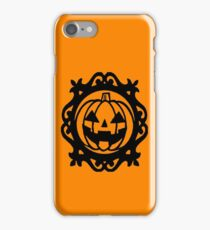 Jack-O-Lantern 2 iPhone Case/Skin