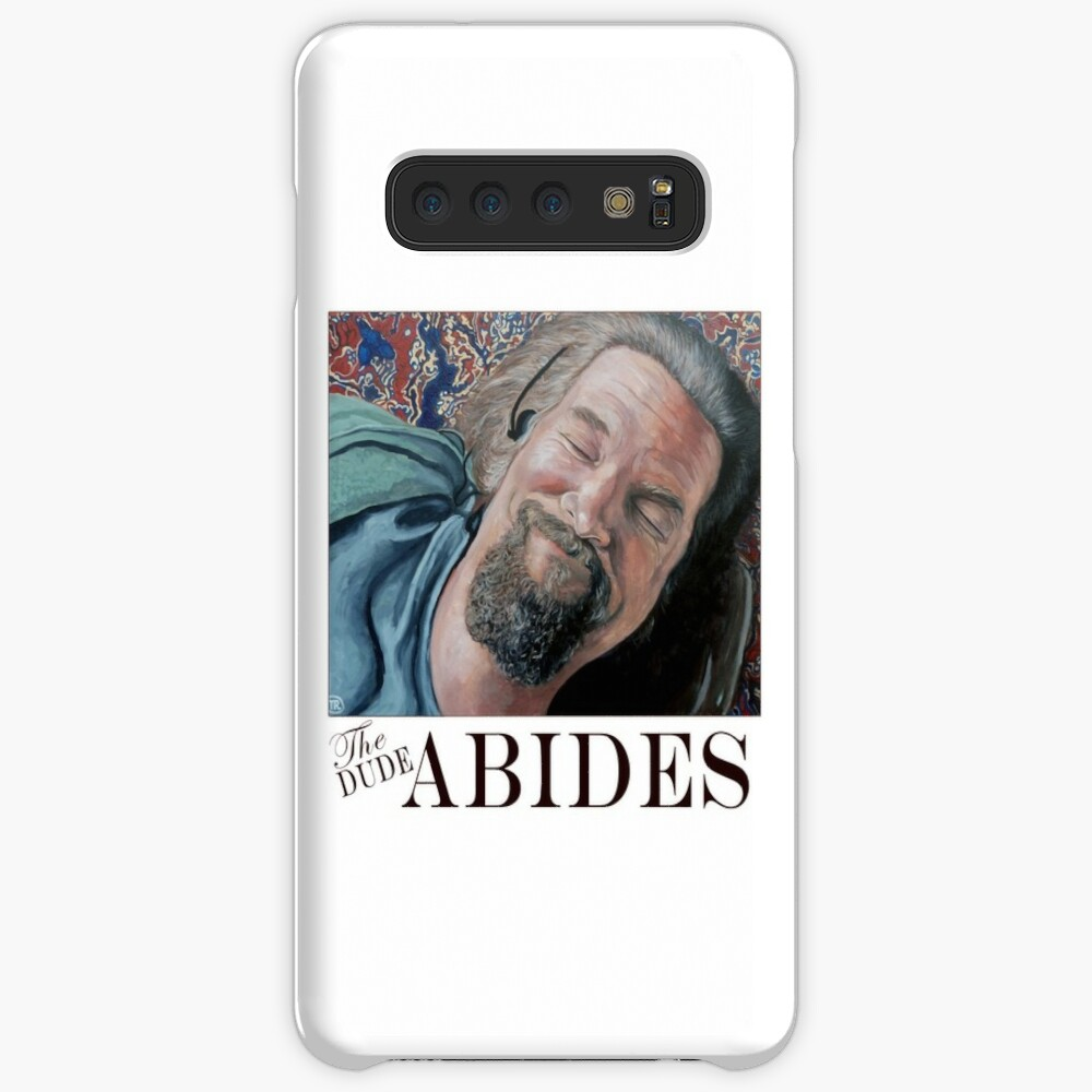 The Dude Abides Case & Skin for Samsung Galaxy