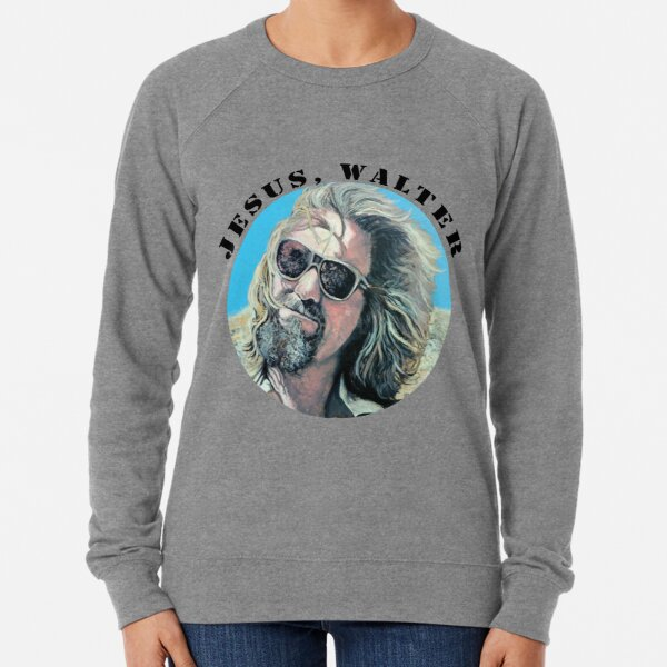 Jesus Walter Lightweight Sweatshirt
