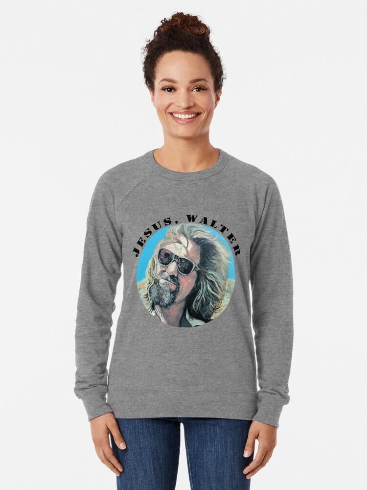 Alternate view of Jesus Walter Lightweight Sweatshirt