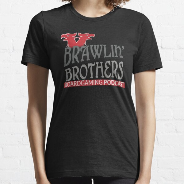 Brawling Brothers Design 3 Essential T-Shirt