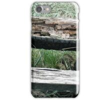 Purton Wrecks iPhone Case/Skin
