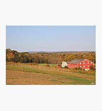 Gettysburg National Military Park #2 Photographic Print