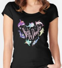 Pretty Deadly Women's Fitted Scoop T-Shirt
