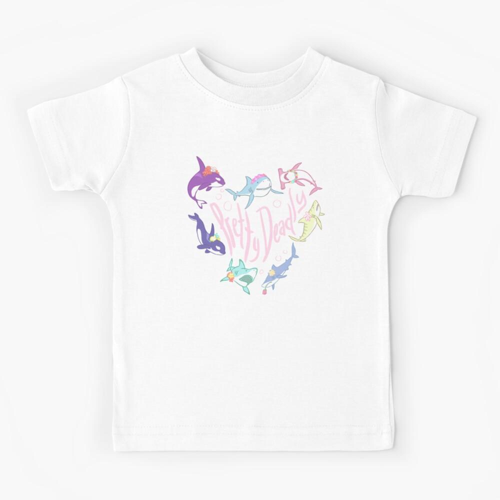 Pretty Deadly Kids T-Shirt