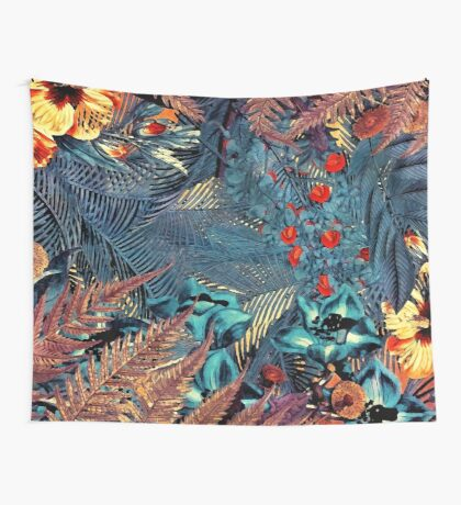 flowers 17 Wall Tapestry