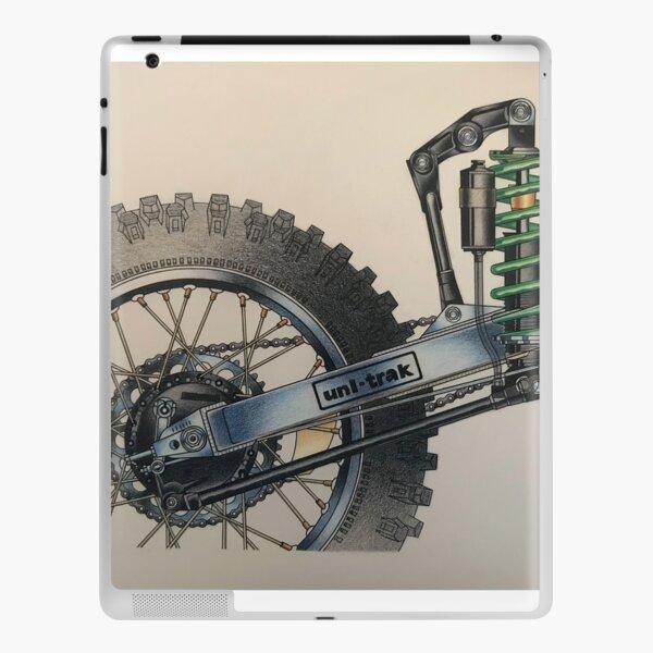 uni-track  iPad Skin