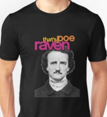 That's Poe Raven T-Shirt