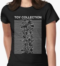 TOY COLLECTION Womens Fitted T-Shirt
