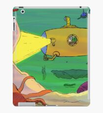 Yellow Submarine unda da sea! iPad Case/Skin