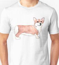 Corgi Poses Like a Supermodel T-Shirt