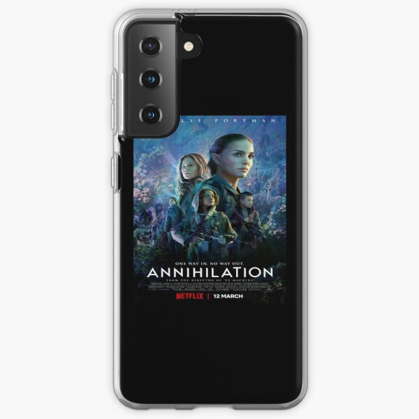 Annihilation (2018) Samsung Galaxy Soft Case