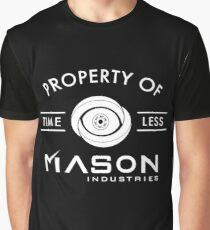 Timeless - Property Of Mason Industries Graphic T-Shirt