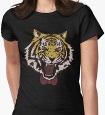 Yuri Plisetsky Tiger V1 Womens Fitted T-Shirt
