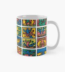 Haring Icon Pattern Mug