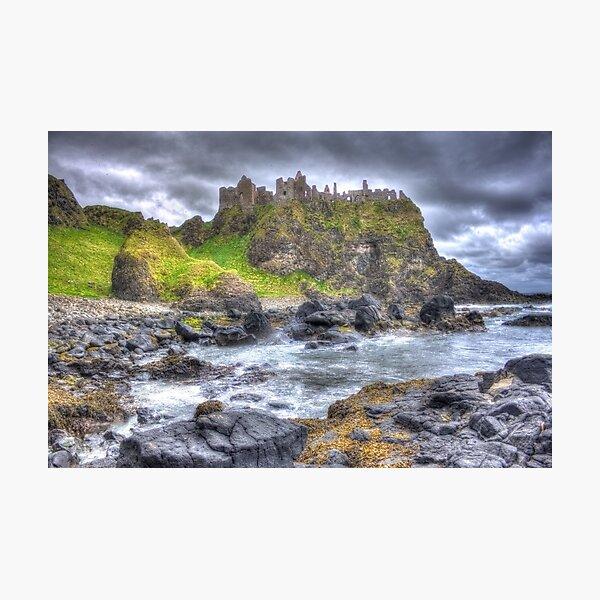 Dunluce Castle Photographic Print