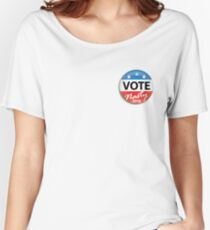Vote Nasty Women's Relaxed Fit T-Shirt