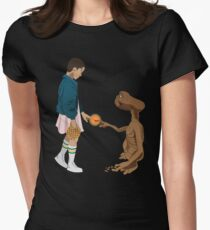 Eleven and ET  Women's Fitted T-Shirt