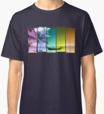 Colorful Beach Classic T-Shirt