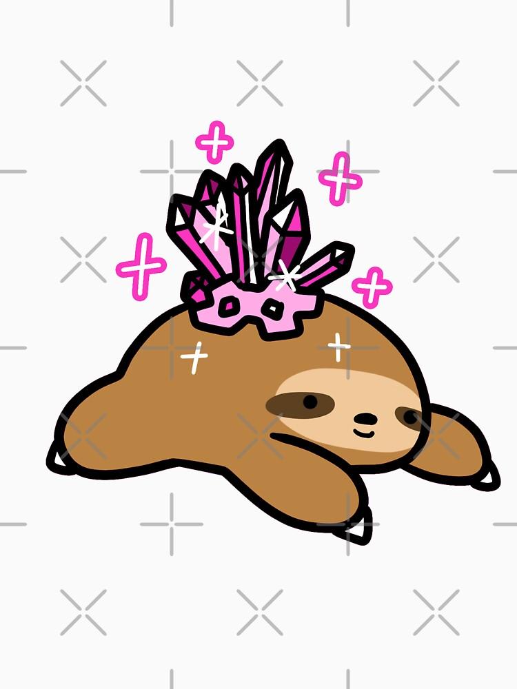 Rosequartz Sloth de SaradaBoru