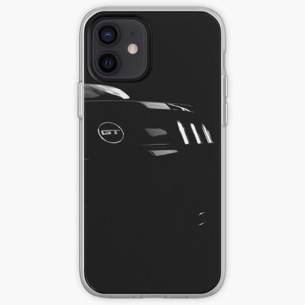 ford mustang gt, mustang gt shirt iPhone Soft Case