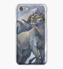 tauntaun - monarch of hoth iPhone Case/Skin