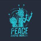 Rick and Morty - Peace Among Worlds by shengli1031