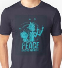 Rick and Morty - Peace Among Worlds Unisex T-Shirt