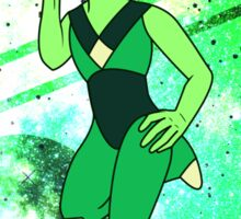 Peridot - Green Sticker