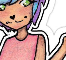 Princess Jiffy Pop Sticker