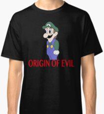 Weegee Origin of Evil Classic T-Shirt