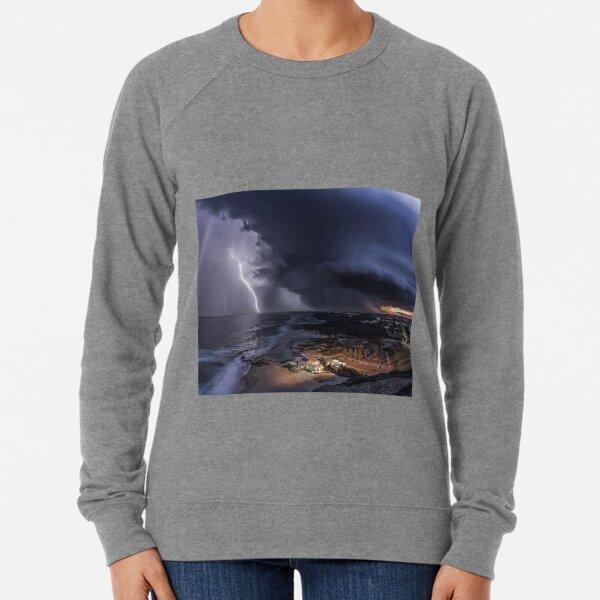 Sunset Storm Lightweight Sweatshirt