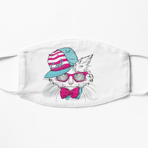 cat Flat Mask
