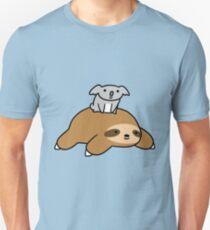 Koala and Sloth Unisex T-Shirt