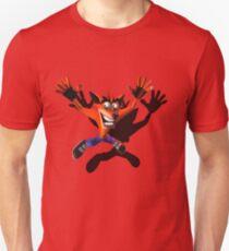 Marsupial falling Unisex T-Shirt