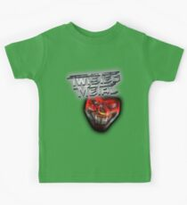 Metal Twisted Kids Clothes