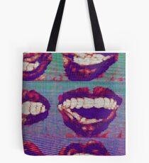 Loud Mouth Tote Bag