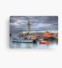 Donaghadee Lighthouse Canvas Print