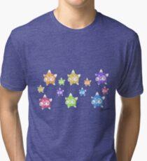 Minior Rainbow Tri-blend T-Shirt