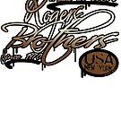 rogers  brothers the logo by usanewyork